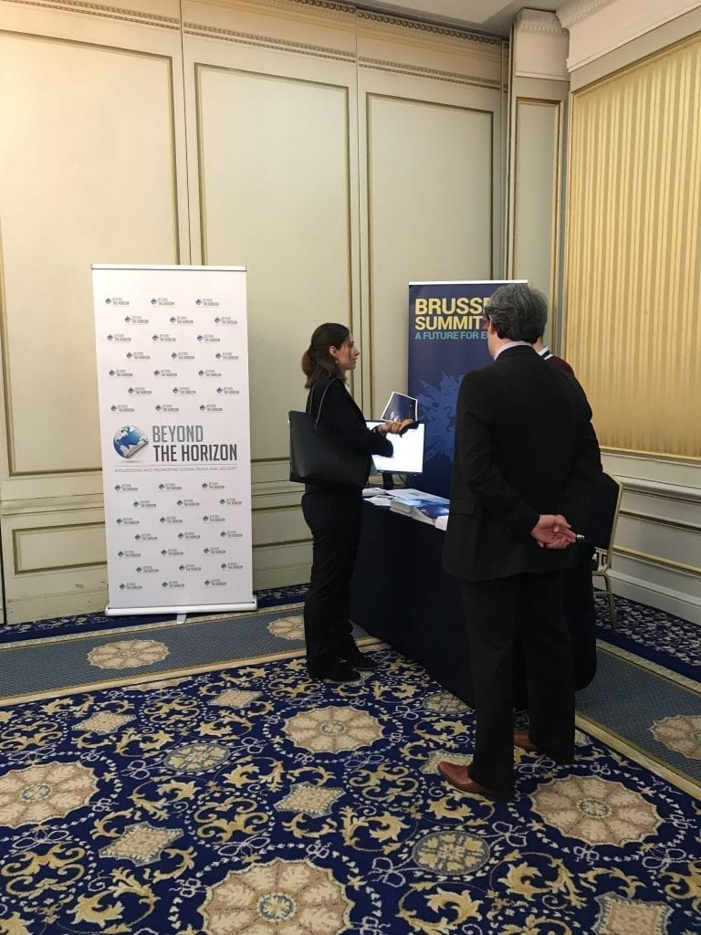 Brussels Summit 2018