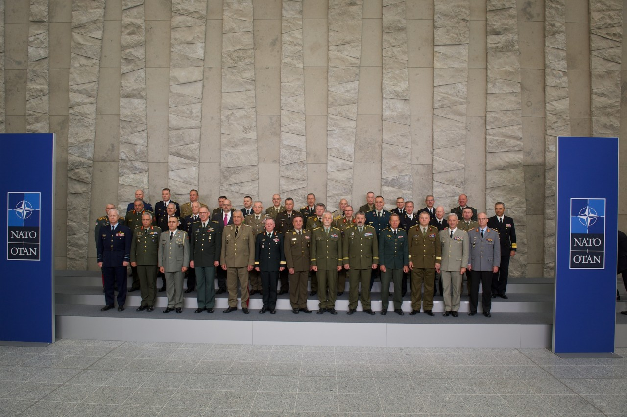 179th Military Committee in Chiefs of Defence Session – May 2018