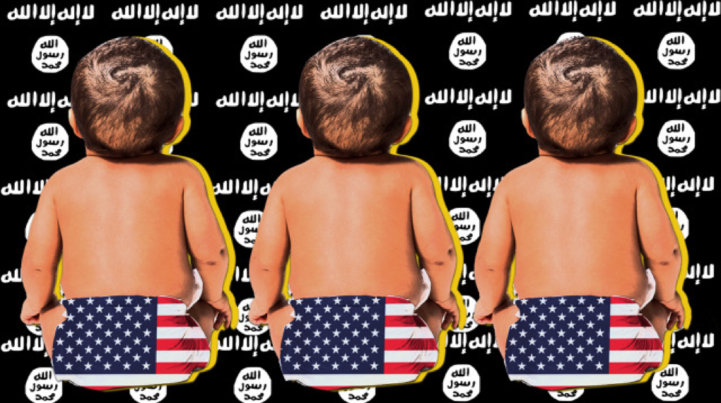 Who Will Rescue American Babies From ISIS
