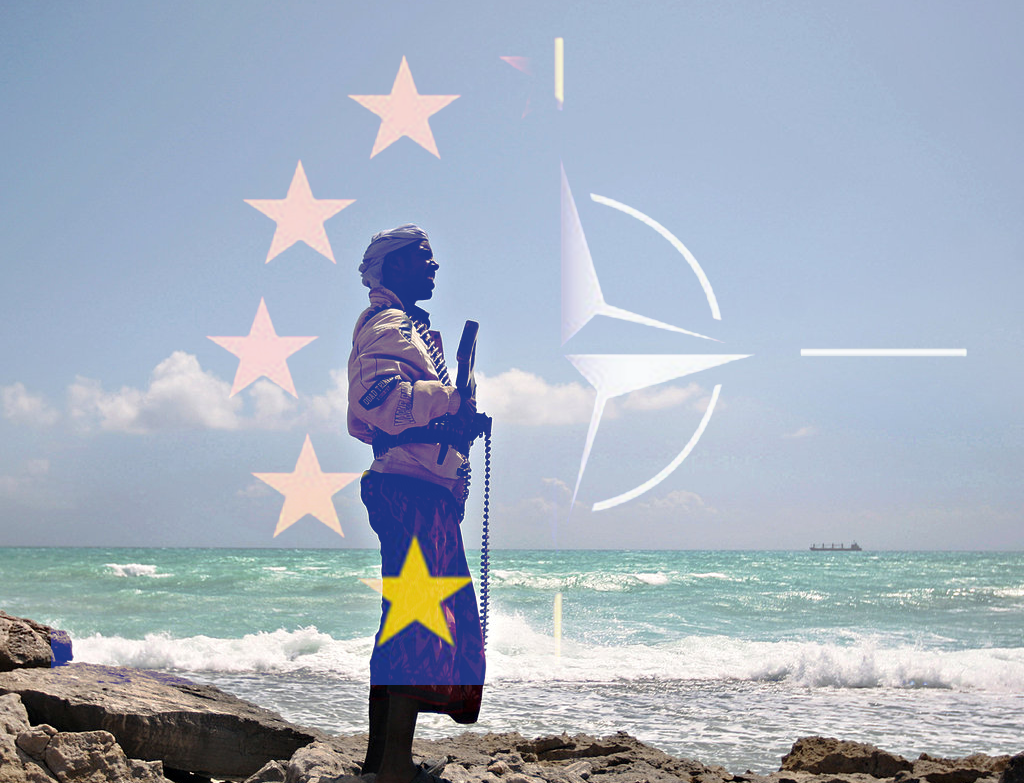 New threats – different response: EU and NATO and Somali piracy