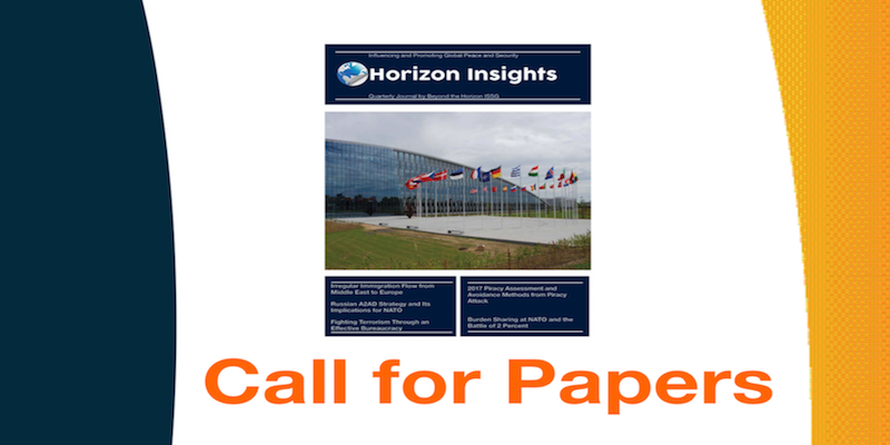 Call for Papers BehorizonOrg