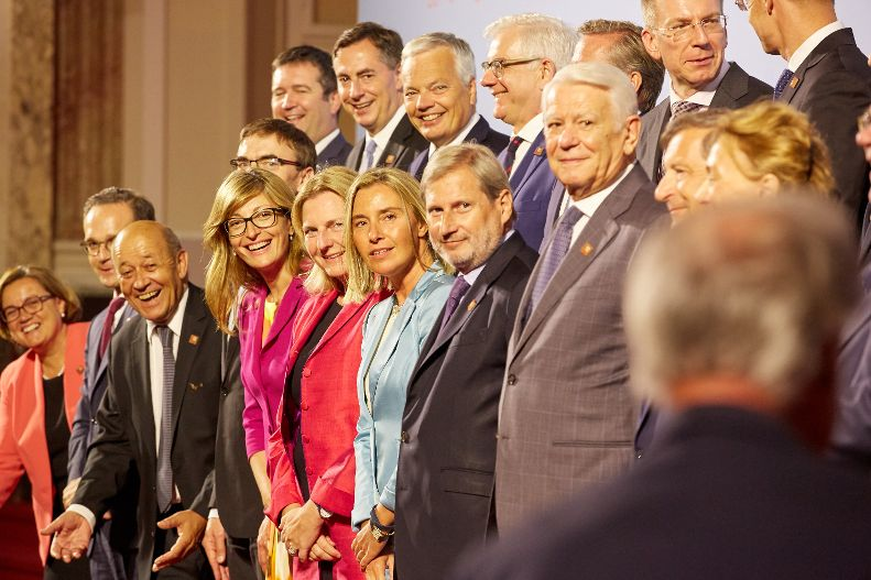 EU in Focus Informal Defence/Foreign Affairs Ministers Meeting