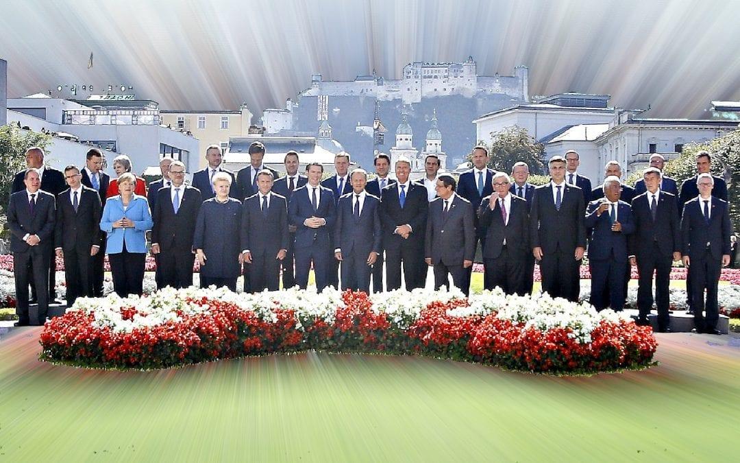 EU in Focus: Informal Salzburg Summit