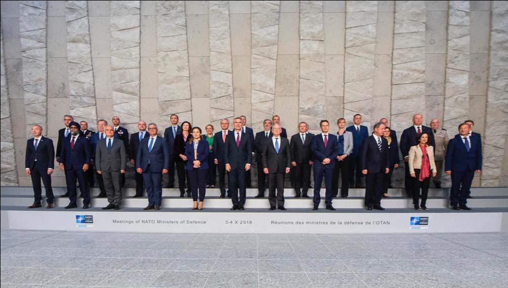 NATO in Focus: October 2018 NATO Defence Ministerial
