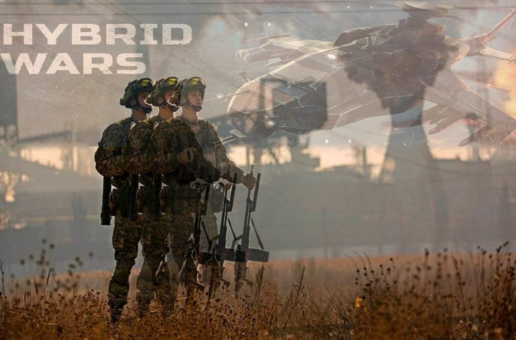 A Content Analysis on the Media Coverage of Hybrid Warfare Concept