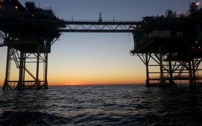 Mediterranean Gas Share