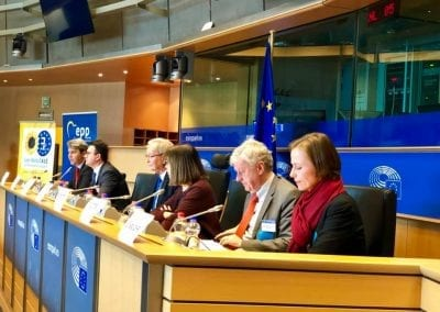 n Light of The Return of Great Power Politics Countering Hybrid Threats to Europe Beyond the Horizon ISSG Event