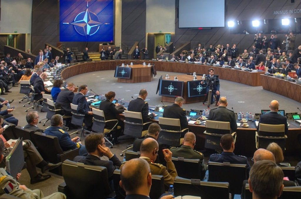 NATO Defence Ministerial February 2019 Beyond the Horizon ISSG