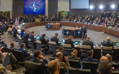 NATO Defence Ministerial, February 2019