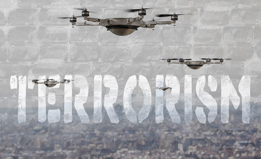 Terrorists' Use of Drones Promises to Extend Beyond Caliphate Battles