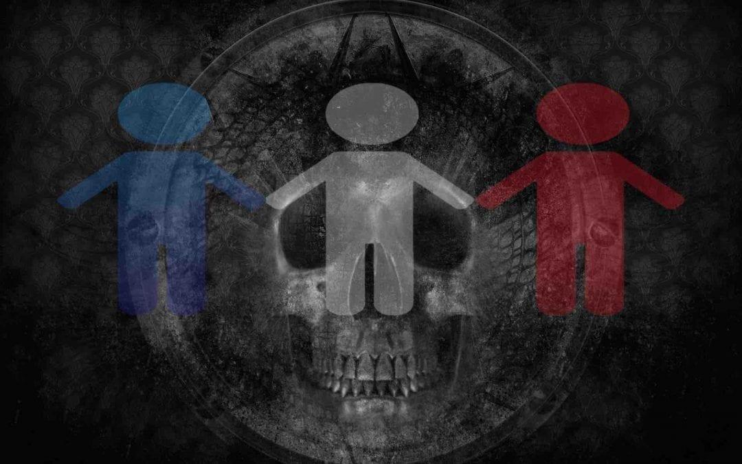 The Four Key Factors Enabling White Terrorism