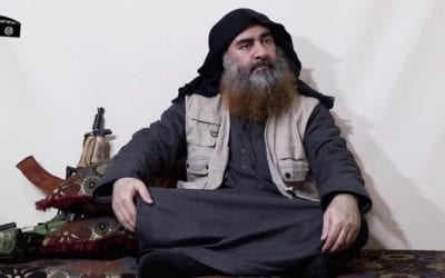 Baghdadi Resurfaces to Show He Is in Good Health and in Full Control