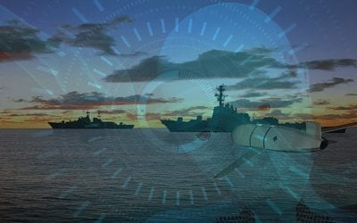 Anti-Ship Missile Defense with Artificial Intelligence