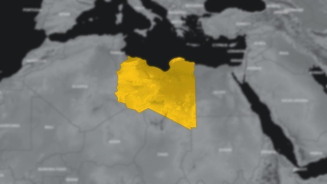 LIBYA IN FOCUS - Libya under Scrutiny BEYOND THE HORIZON ISSG