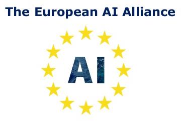 the European AI Alliance Logo Beyond the Horizon ISSG