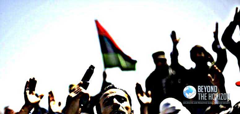 International meddling added a new dimension to Libya Crisis Beyond the Horizon ISSG