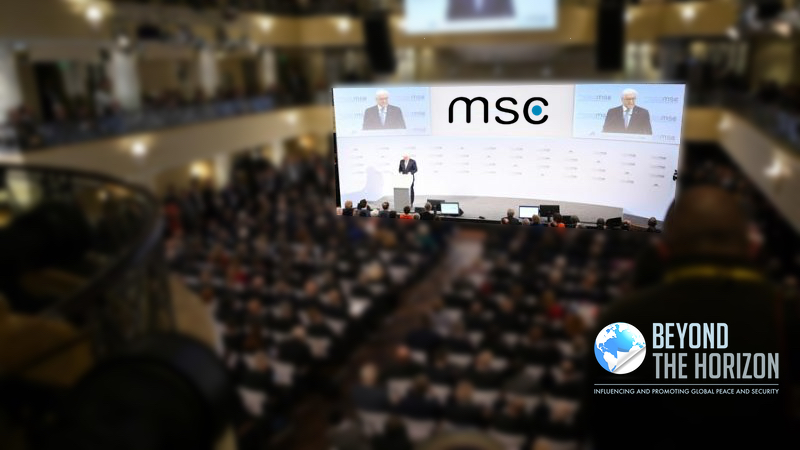 Munich Security Conference 2020 Beyond the Horizon ISSG