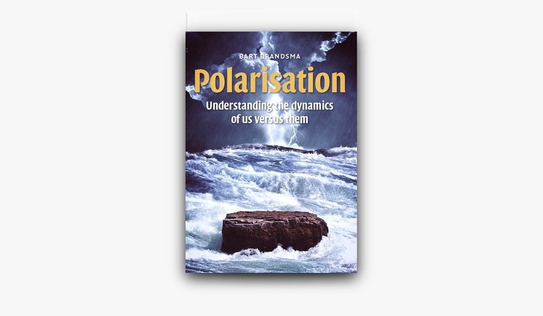Book Review Polarisation- Understanding the dynamics of Us versus Them