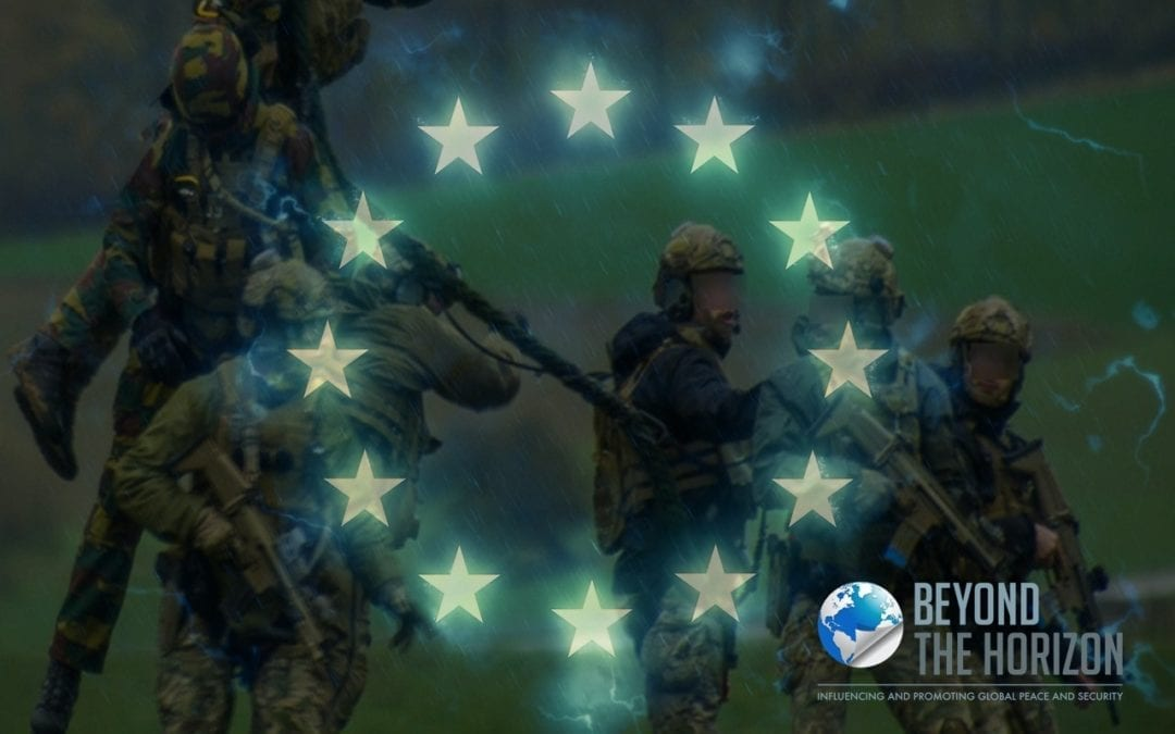 A Europe that Protects? U.S. Opportunities in EU Defense- What's New in European Defense