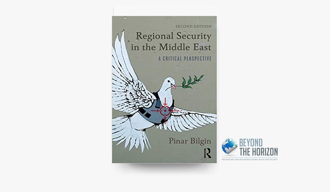 BOOK REVIEW Regional Security in the Middle East COVER Beyond the Horizon ISSG