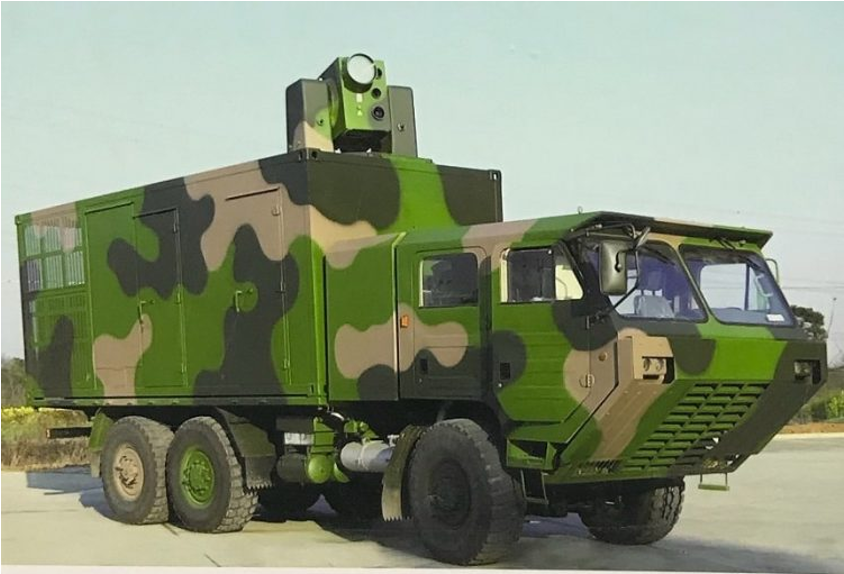 Figure 3- The image of lW-30 unveiled at Zuhai Airshow China 2018