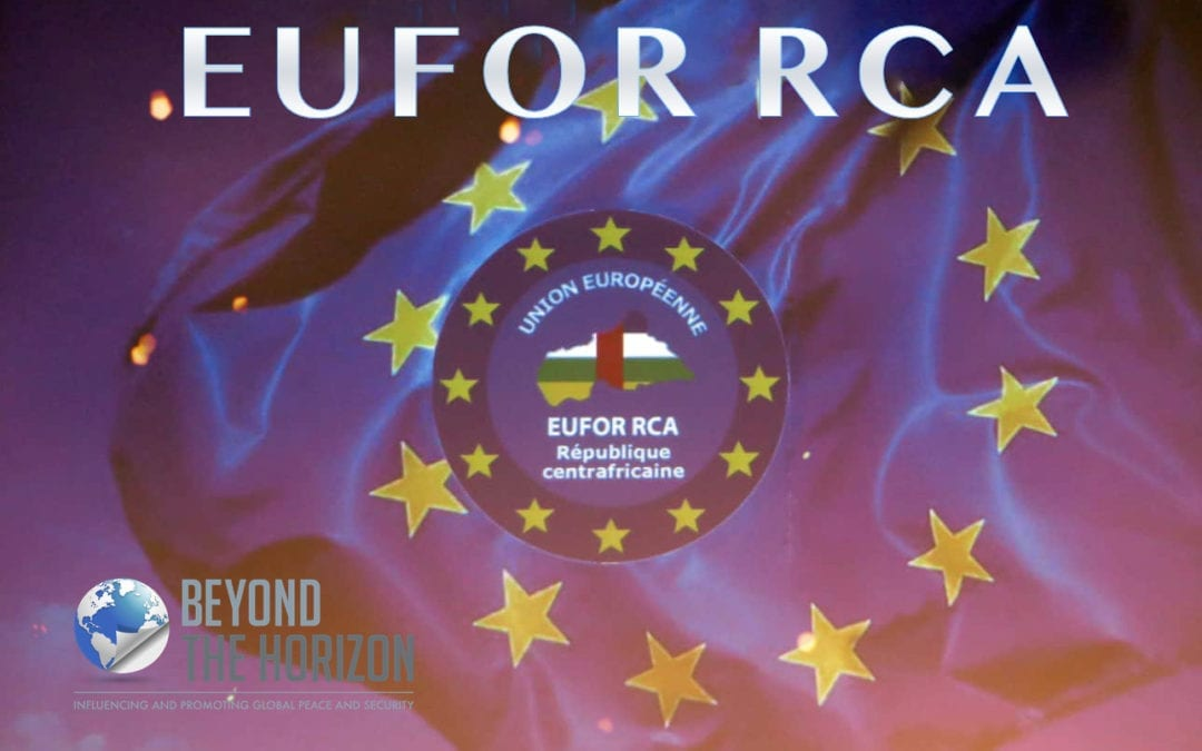 EUFOR-RCA Beyond the Horizon ISSG