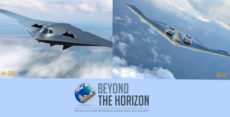 H-20 - Chinas New Stealth Bomber Could Double Strike Range