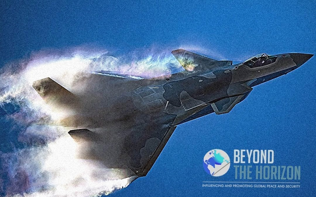 J-20 - The Backbone of the Chinese Air Force Beyond the Horizon ISSG