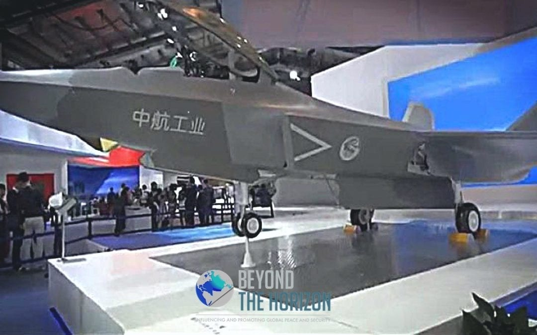 J-31 - China's Second Stealth Bomber Rolling OuT Beyond the Horizon ISSG