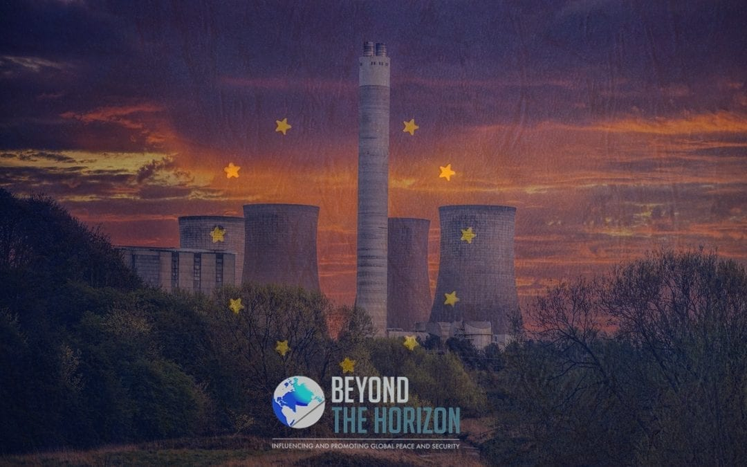 REVISITING THE ROLE OF THE EUROPEAN UNION ON THE IRANIAN NUCLEAR DEAL (JCPOA) Beyond the Horizon ISSG