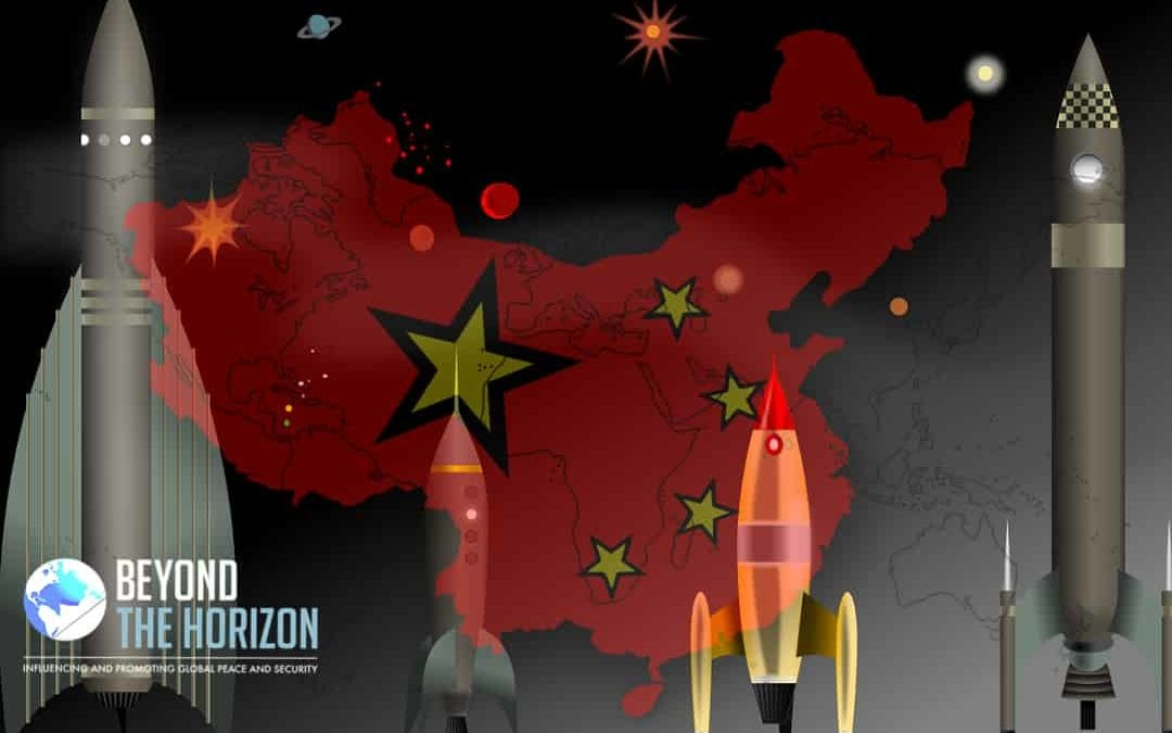 China is Working on Missiles