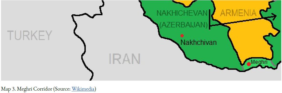 turkey iran map