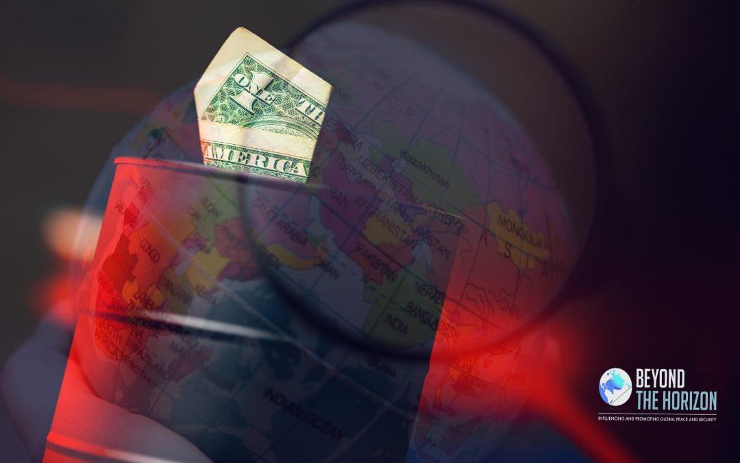 Gulf Alliance is Jeopardized Beyond the Horizon ISSG