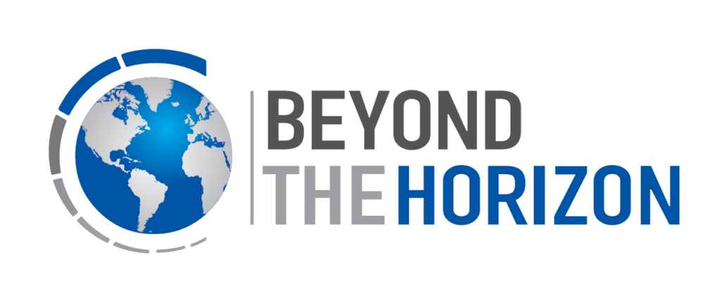 Beyond the Horizon ISSG logo 20210 3d